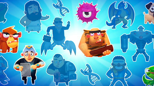 Human Evolution Clicker Game Mod Apk [Free Shopping] 1.8.7 6
