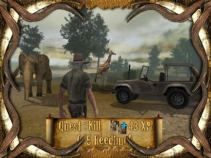 4x4 Safari 2 - screenshot thumbnail