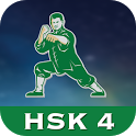 Chinese Character Hero - HSK 4 icon