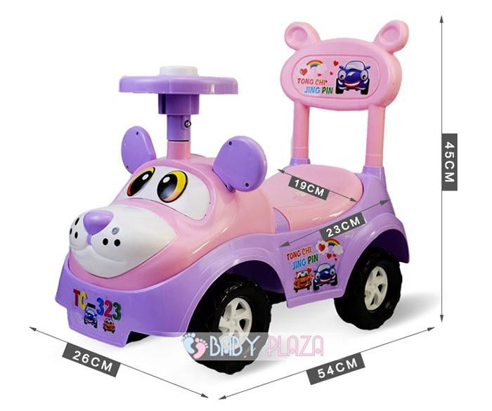 Xe chòi chân trẻ em TC-323 4