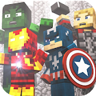 Mod Infinity Heroes for MCPE icon
