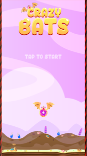 Crazy Bats: Candy Rush Mania - náhled