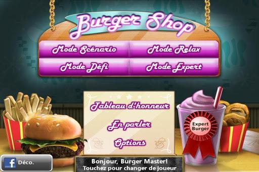 Burger Shop FREE  captures d'écran 2