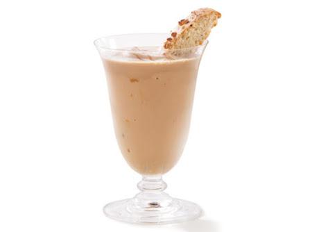 Caramel Latte Milkshake Recipe
