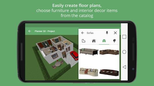 Planner 5D - Interior Design v1.6.7 Unlocked