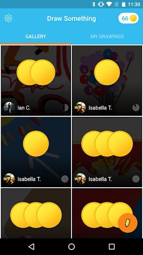 Draw Something for Messenger screenshot