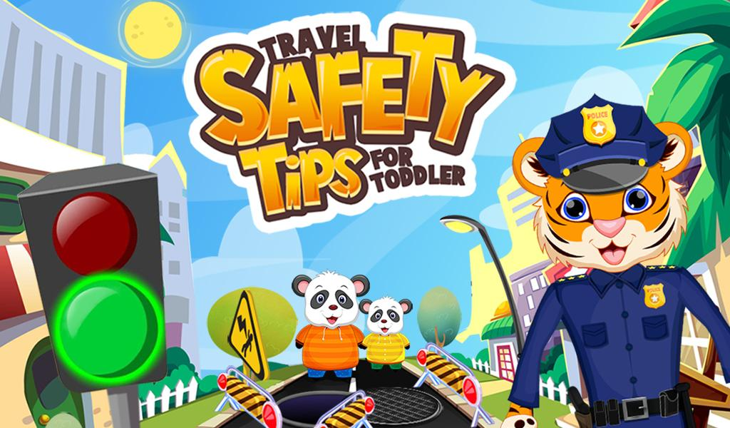 Travel Safety Tips For Toddler- screenshot