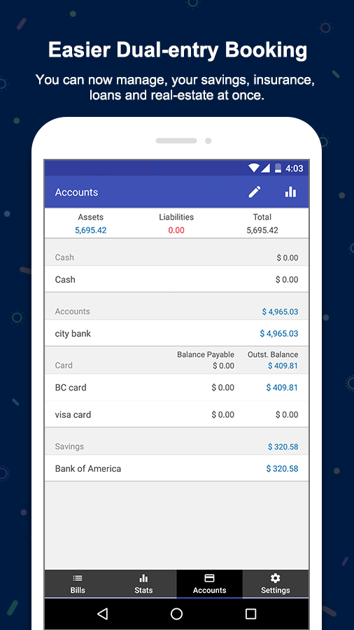 Money Manager Expense & Budget- screenshot