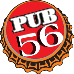 Logo of Brewed For Pub 56 Lager