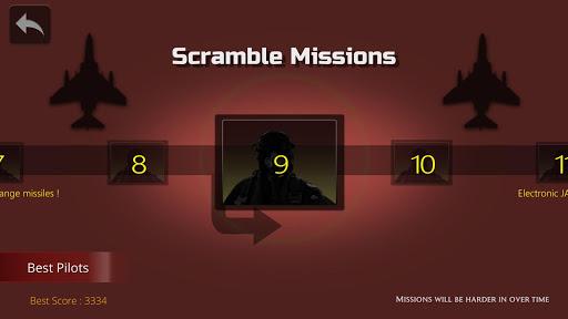 Air Scramble : Interceptor Fighter Jets 1.0.3.9 screenshots 7