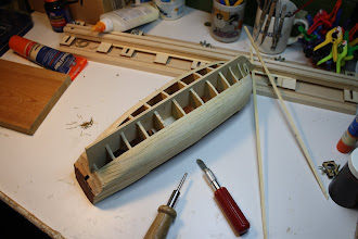 Photo: Finished filling the gap - and adding some wood filler
