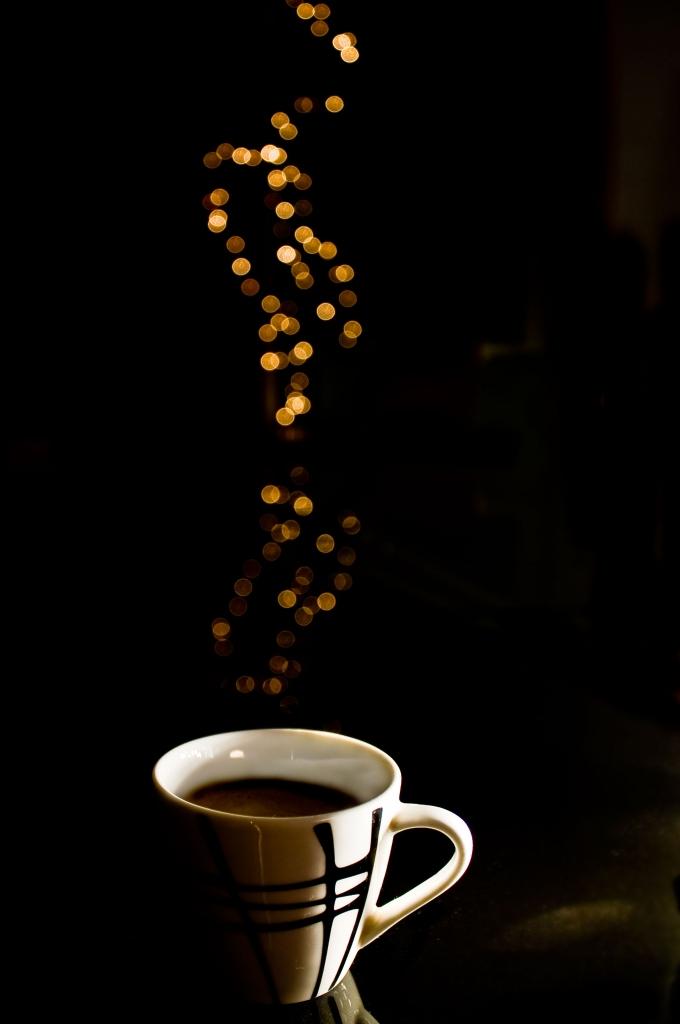 Magic coffee! di Tialith