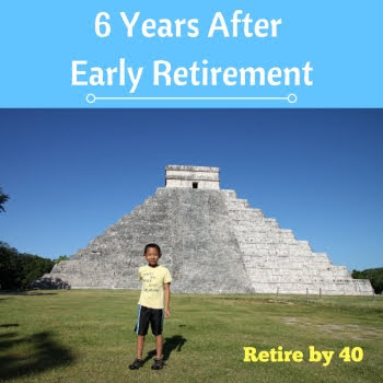6 years after early retirement