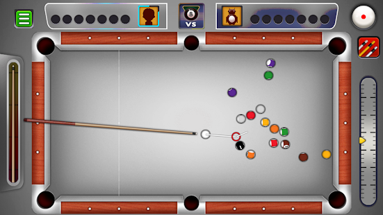 pool-8 snooker - náhled