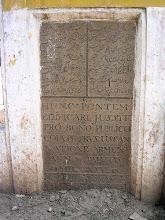 Photo: Petras coja - Armenian philantherapist monument