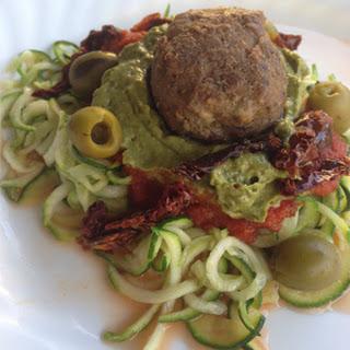 Avocado Pesto Recipe