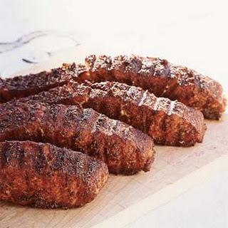Brown Sugar Grilled Salmon.