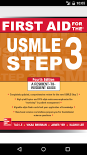 First Aid for USMLE Step 3 4/E- screenshot thumbnail