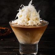 Iced Coconut Frappuccino