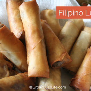 Filipino Egg Rolls (Lumpia)