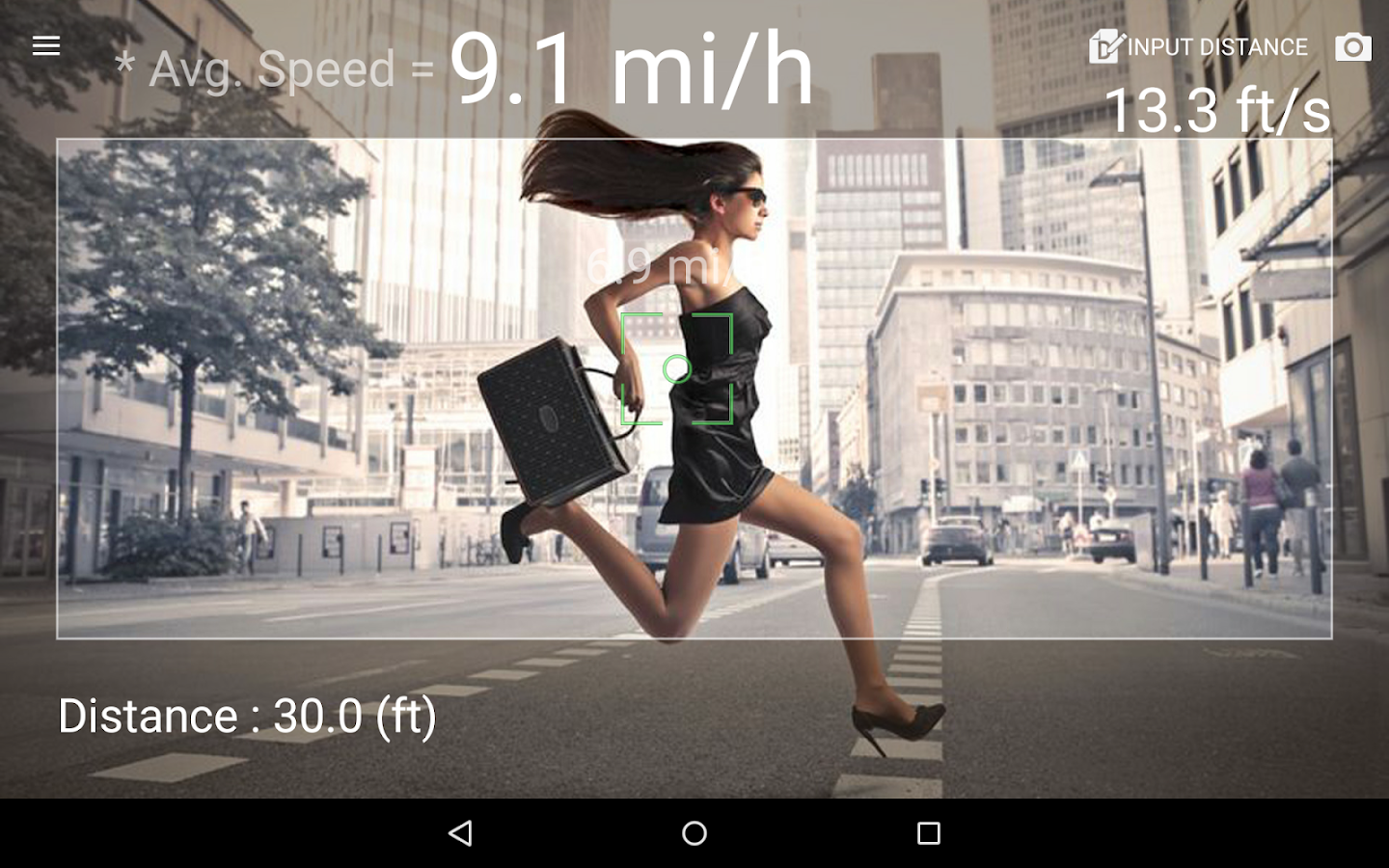Smart Distance Pro- screenshot