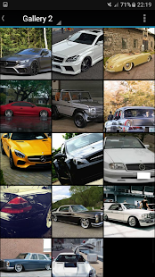 The Mercedes Benz Wallpapers - náhled