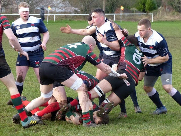 No Xmas cheer for local clubs