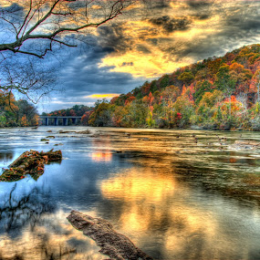 The Hooch by John Krivec - Landscapes Forests ( pwcautumn )