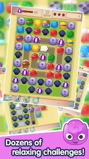 Jelly Splash - Line Match 3 screenshot 03
