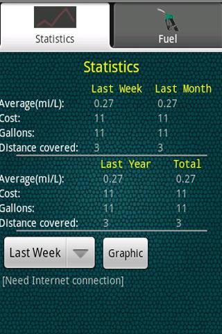A-Fuel screenshot 1
