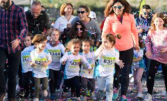 Las carreras infantiles de la XXIII Media Maratón