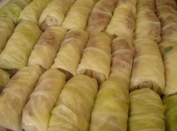 Halupki (cabbage Rolls) Recipe