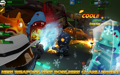 Call of Mini™ Zombies 2 Mod 2.2.2 Apk [Unlimited Money] 2