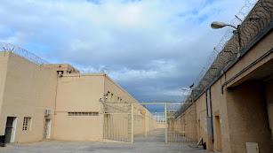 Interior de la carcel de Almería.