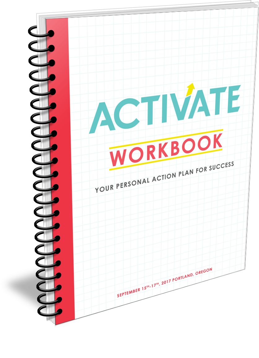 Workbooks workbook live : ACTIVATE: EBA Live Event | September 13-16, 2018