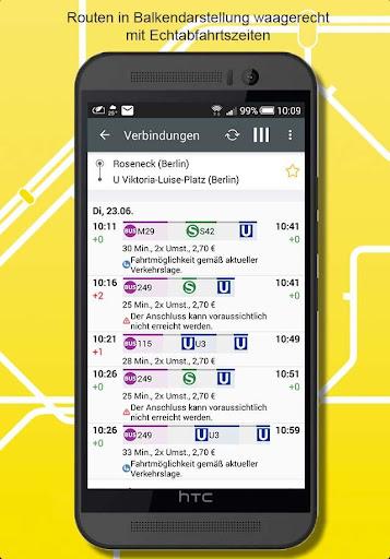 玩免費交通運輸APP|下載BVG FahrInfo Plus app不用錢|硬是要APP