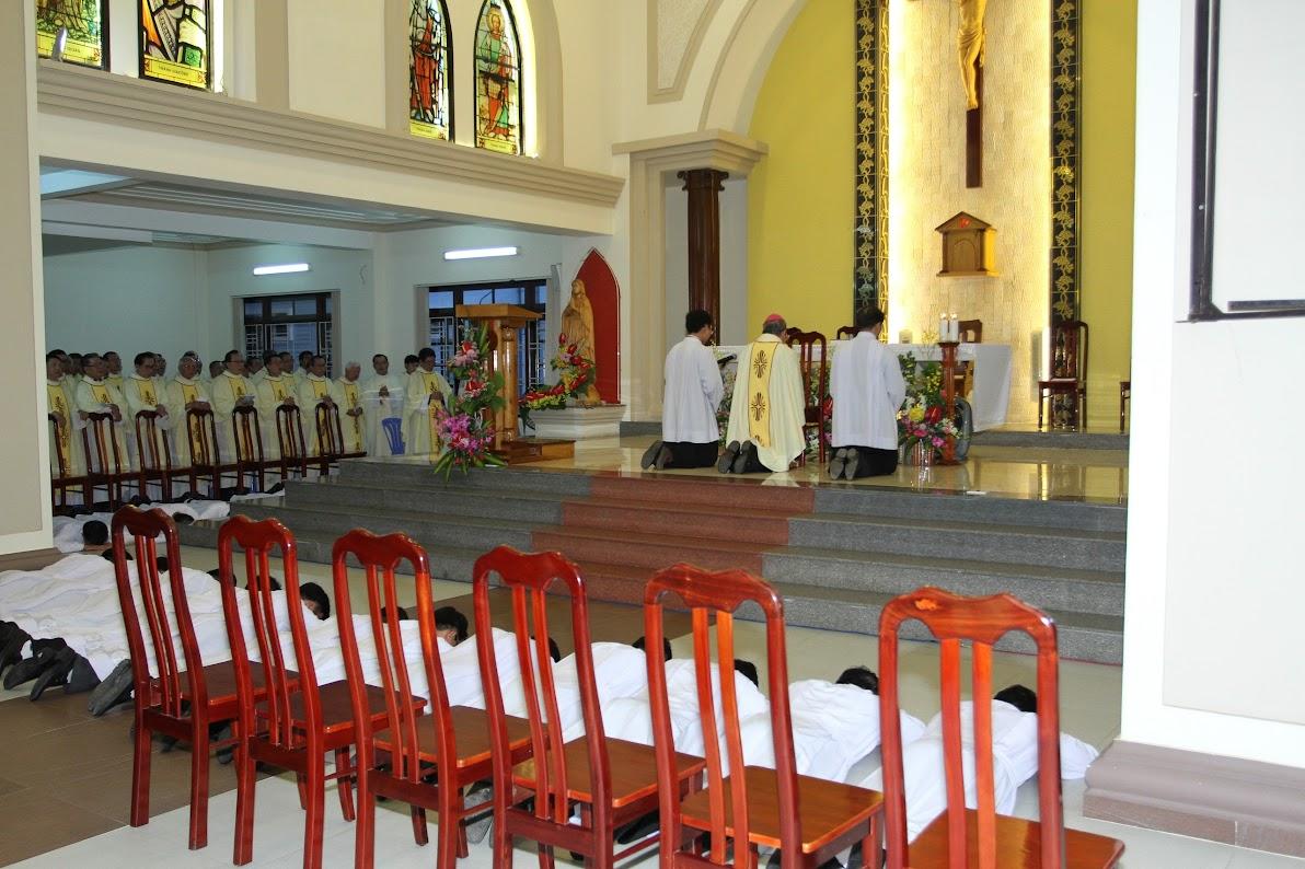 Lễ Phong Chức Phó Tế tại Toà Giám Mục Nha Trang - Ảnh minh hoạ 17