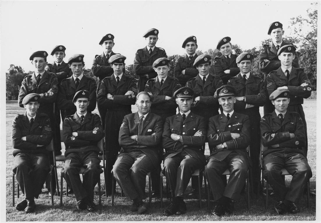 Photo: 1963 - ATC Diss 1070 Squadron. (Thanks to John Blagden)