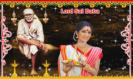Sai Baba Photo Frames 1.3 screenshots 2