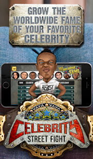Celebrity Street Fight PRO- screenshot thumbnail