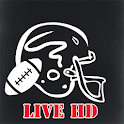 Watch XFL NFL NCAAF Football: Streaming Live Free icon