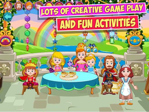 My Little Princess : Castle Playhouse pretend play  screenshots 11