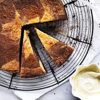 Gluten-free Chocolate Rose Marble Cake