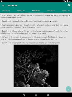 Download Biblia Reina Valera con Ilustraciones For PC Windows and Mac apk screenshot 12