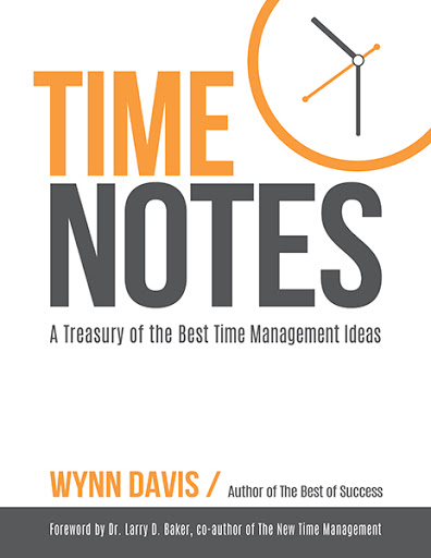 Time Notes cover