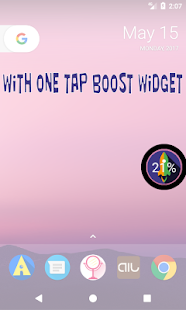 One Tap RAM Booster ✈ - náhled