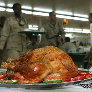 Brown Sugar and Mustard Glazed Turkey