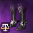 ブレランの宿命のブーツ
