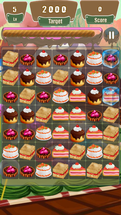 Cake Row- screenshot