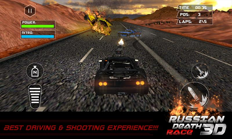 Death Racing Fever Car Android Apps On Google Play